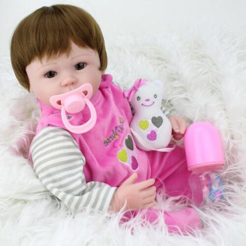 16'' Baby Handmade Vinyl Doll Gifts