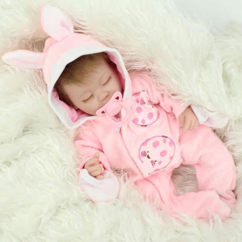 16 reborn baby dolls handmade newborn vinyl