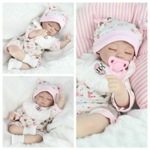 16 reborn baby dolls lifelike newborn lifelike