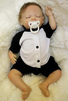 Doll Newborn Soft Silicone
