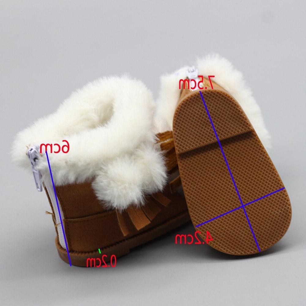 Snow Boots 43cm <font><b>baby</b></font> <font><b>baby</b></font> shoes
