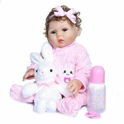 Waterproof Reborn Dolls Body Silicone Doll