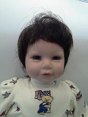 "Adora 20"" Doll PWH20298 Brown Hair/Brown"