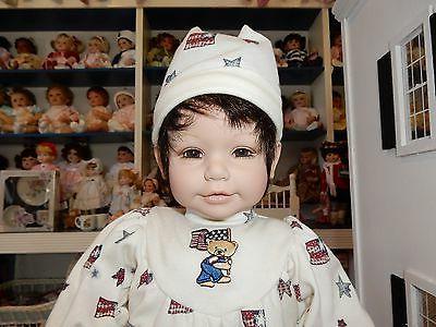 20 doll pwh20298 brown hair brown eyes