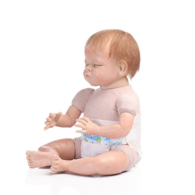 Soft Newborn Lifelike Baby Dolls