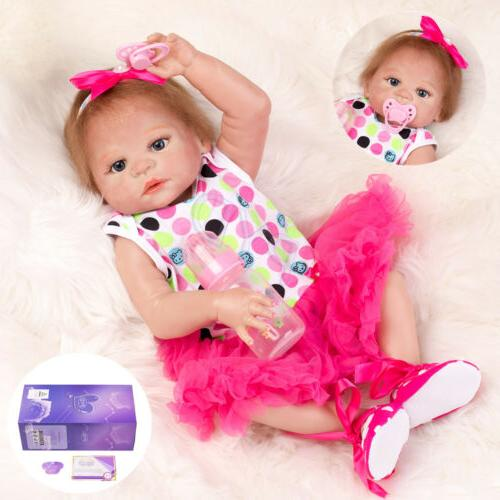 "22"" Anatomically Reborn Baby Doll Newborn"