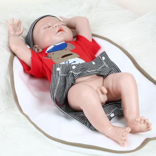 22 full body silicone realistic reborn dolls