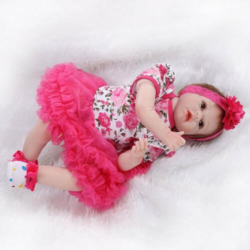 "22"" Baby Girl Doll Reborn Dolls"
