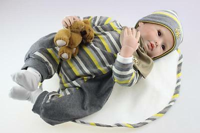 "22"" Handmade Dolls Boy Pacifier"