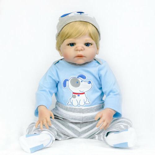 22 Full Body Vinyl Silicone Baby Doll Gift