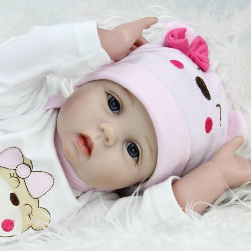 Reborn Doll Lifelike 16'' Dolls