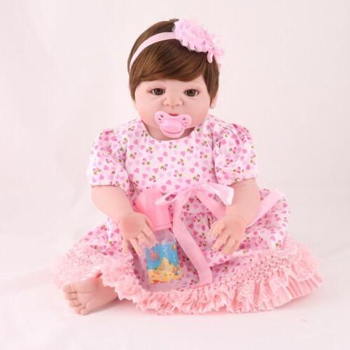 """22"""" Vinyl Silicone Babies Gifts"""