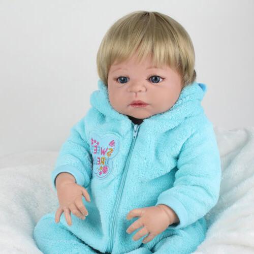 """22"""" Full Body Boy Doll Realistic"""