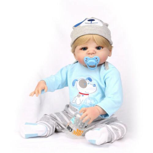 22 reborn baby dolls gift full body