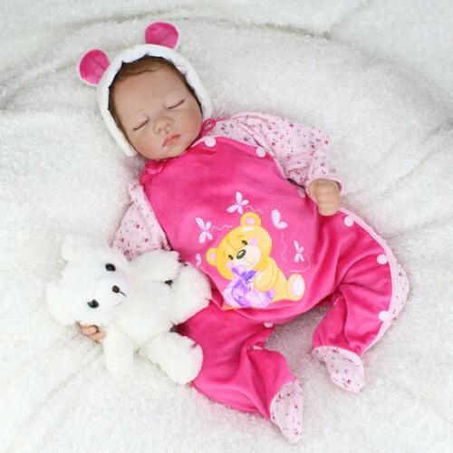 22'' Baby Dolls Handmade Newborn Vinyl Boy