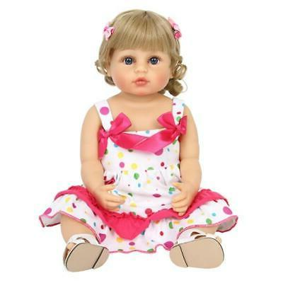 22 reborn baby dolls lifelike newborn vinyl
