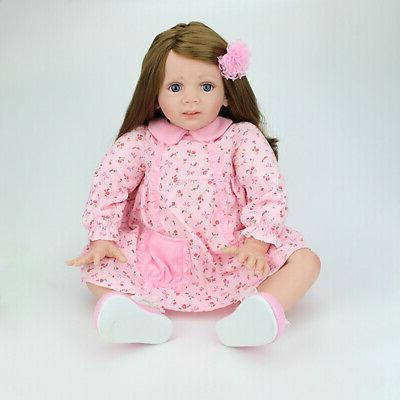 "24"" Baby Princess Toddler Handmade US"