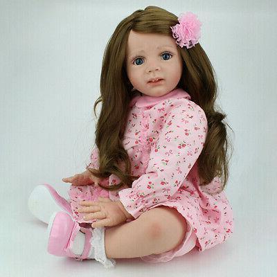 24 inch toddler reborn baby dolls handmade