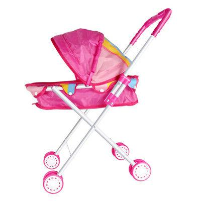 Cute Large-capacity Baby Doll Stroller - Great for Kids, Toddlers