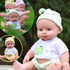 30cm/22'' Handmade Reborn Baby Doll Girl Newborn Lifelike So
