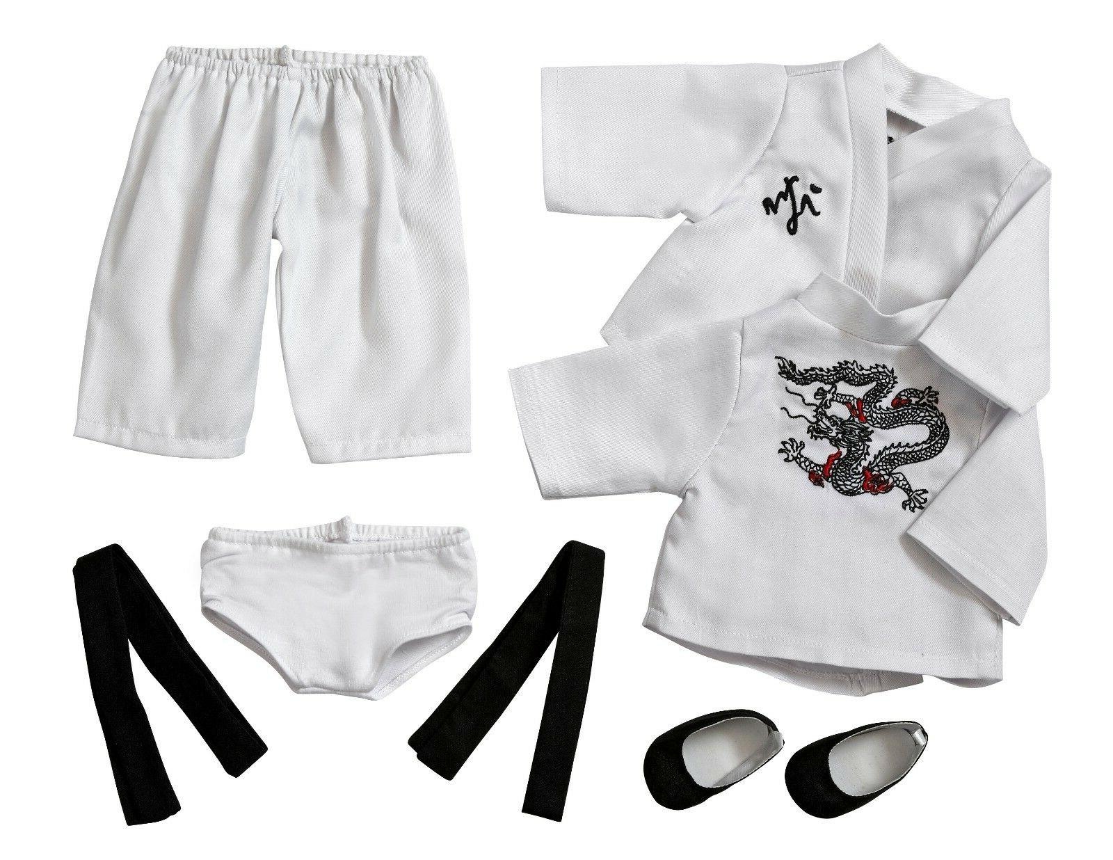6 pc. Karate for Girl® and Baby® type