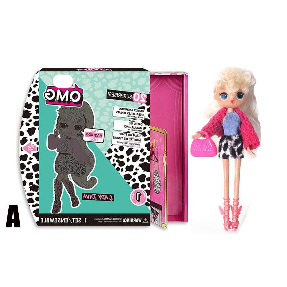 9 <font><b>Doll</b></font> lol <font><b>baby</b></font> Toy Kids funny Princess Christmas