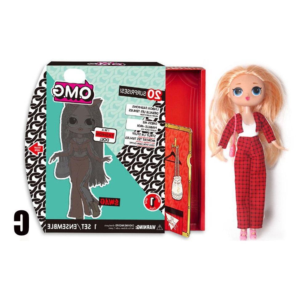 9 Surprise <font><b>baby</b></font> Toy Kids Princess Christmas birthday gift 15cm