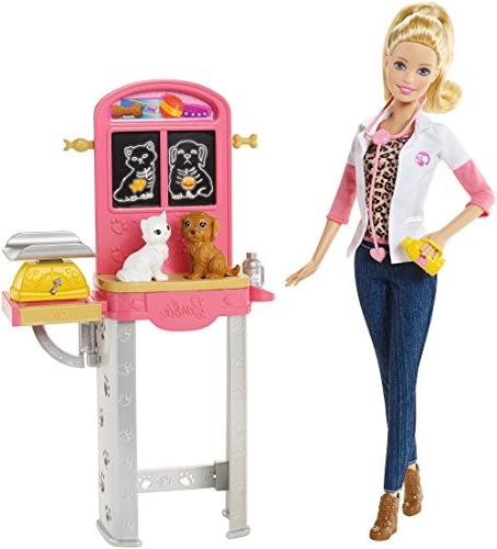 Barbie Pet Doll and