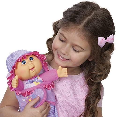 Cabbage Newborn Baby Doll Girl - Comes Blanket Birth