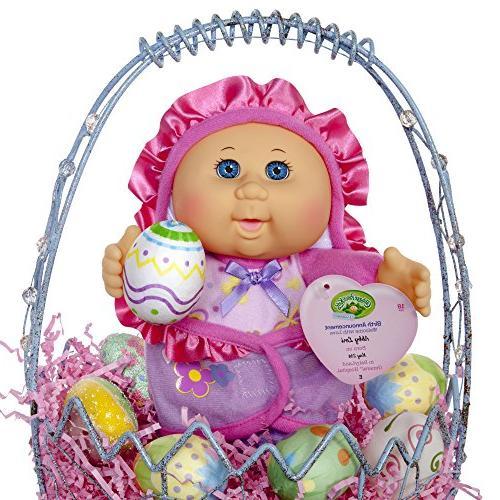 Cabbage Patch Newborn Baby Doll - Blanket and Adoption Birth