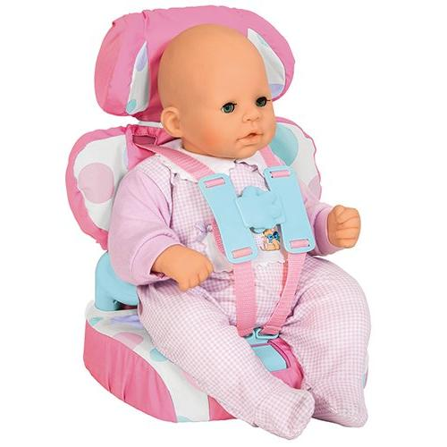 Casdon Baby Car Seat Bring Your Favorite for