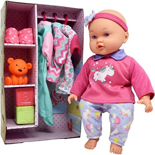Doll Baby Blocks,