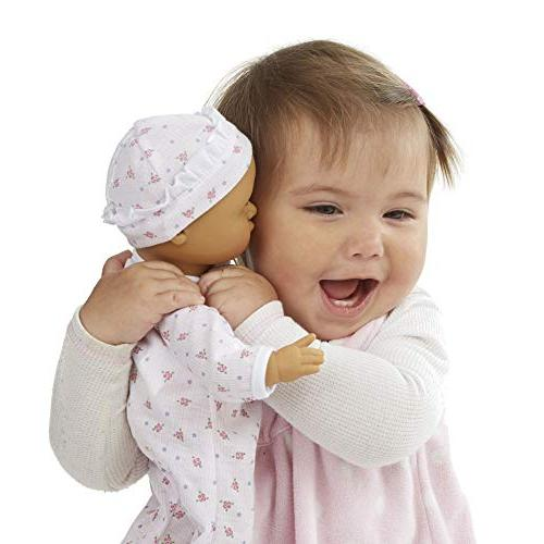 "Melissa & to Mariana 12-Inch Baby Doll, Romper and Hat & 12.4"" x 7.2"" 4.7"" L"