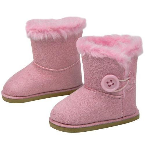 "Stylish 18 Inch Doll Boots. Fits 18"" American Girl Dolls & M"