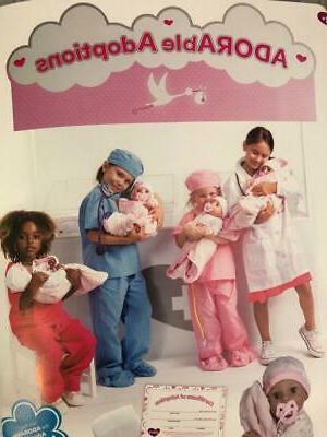 "Adora Adoptable Baby ""HOPE"" NRFB Baby"