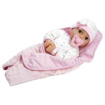adoption vinyl weighted soft cuddle