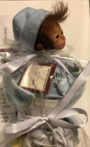 """ASHTON-DRAKE GALLERIES Baby Monkey """"No More The"""