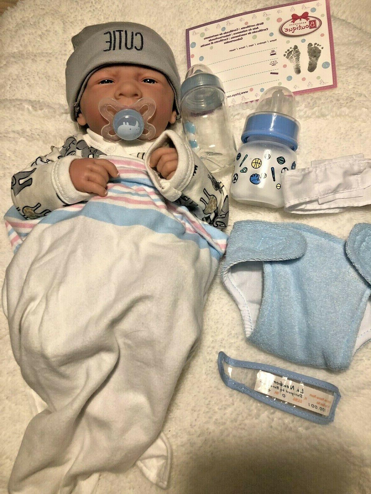 AWW! Preemie Life Like Reborn Pacifier
