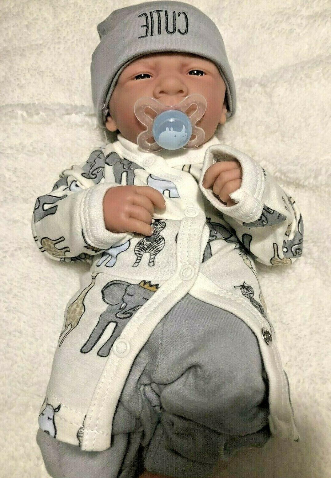 aww baby boy cutie preemie life like