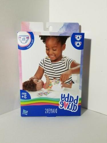 baby alive disposable diapers replacement 18 pack