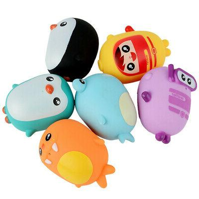 Baby Bath Toy Bathtub Spray Squeeze Toys Kids USA