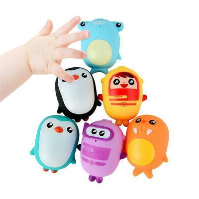 Baby Bath Toy Doll Bathtub Squeeze Toys Kids USA