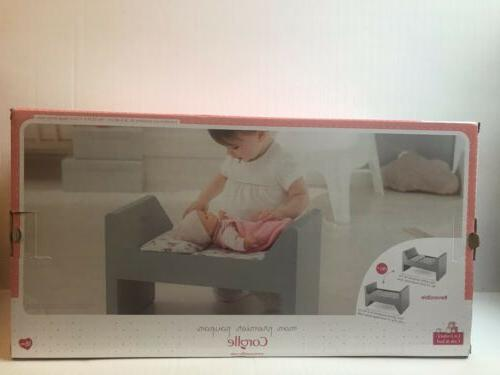 Corolle Baby crib and bed size in Box!