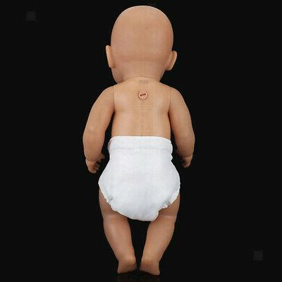 Baby Doll Nappy Pants for 43cm Baby Dolls