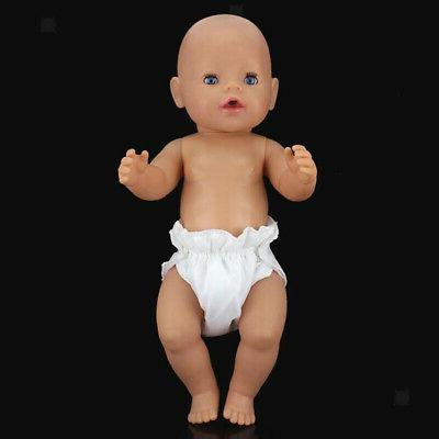 Baby Doll Reusable Nappy for 43cm Baby Dolls