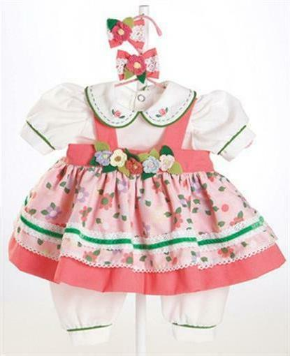 baby doll flower power outfit 20920832 fits
