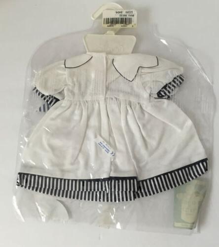 """Corolle Doll Dress Fits12"""" Baby New in"""