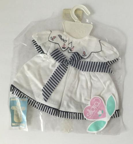 baby doll navy dress fits12 13 baby