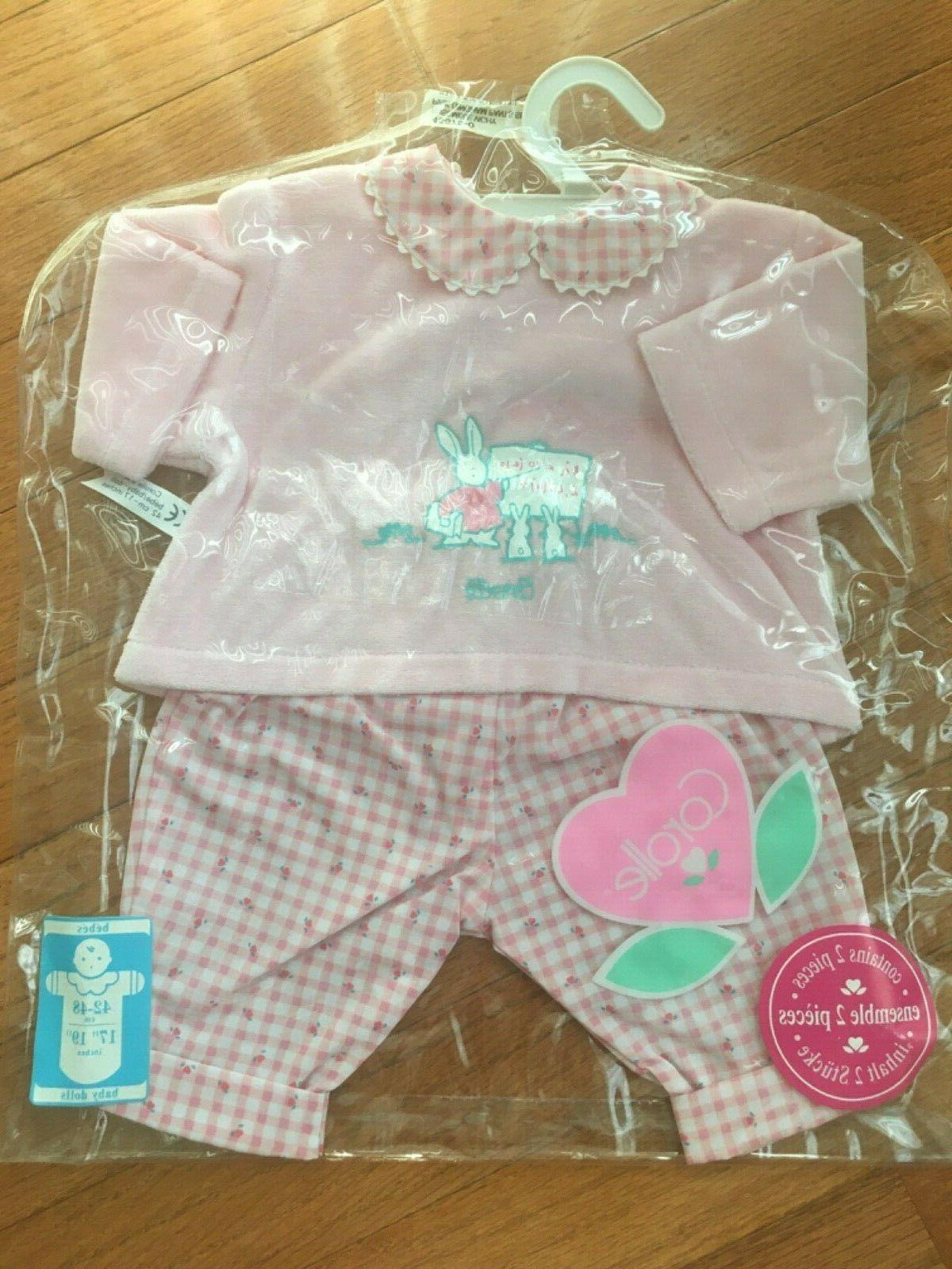baby doll pink gingham pants set 17