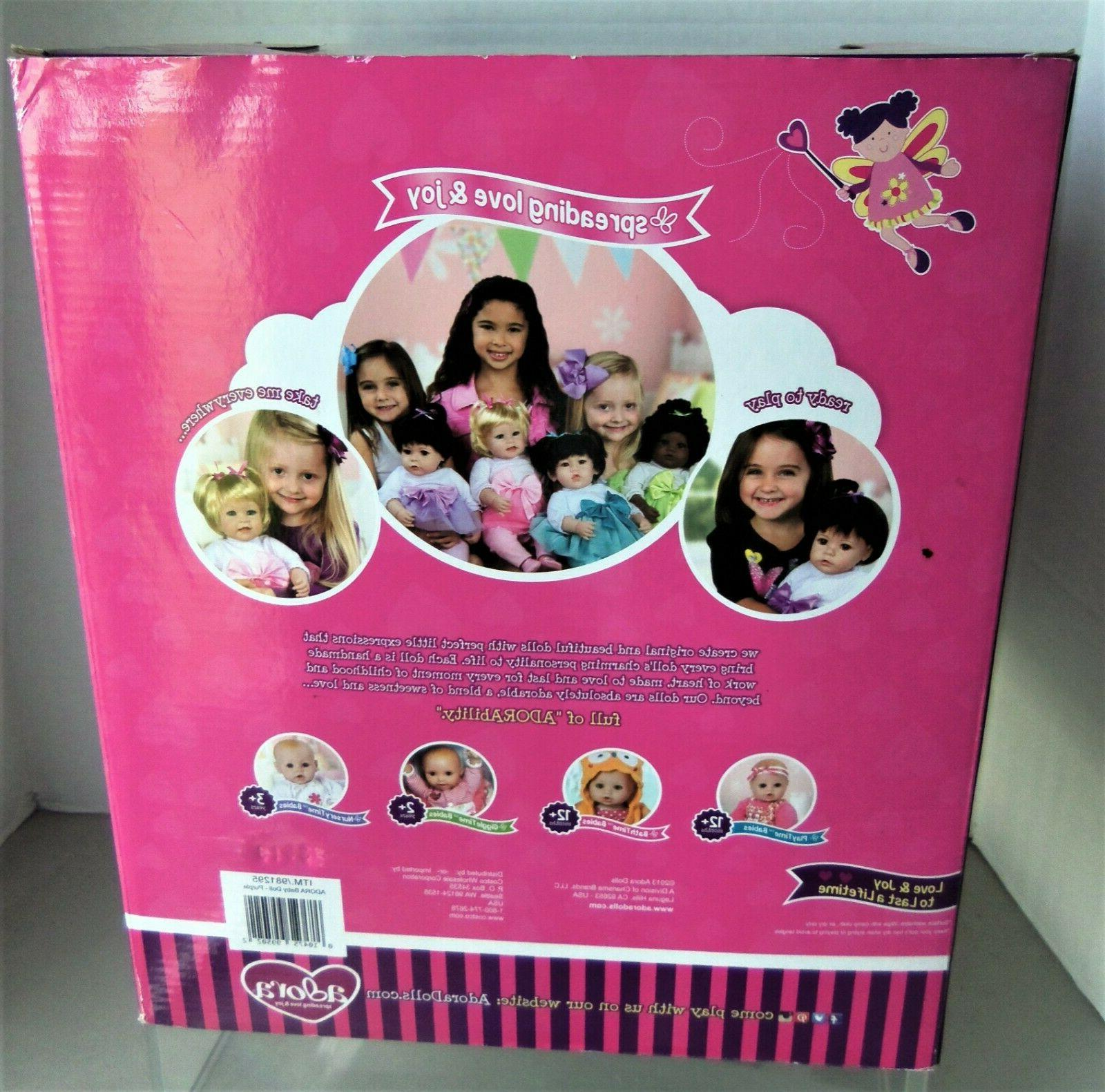 ADORA BABY Charisma in Box Toddler